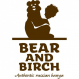 Bear and Birch